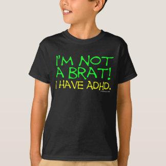 Tengo decir de ADHD Playera
