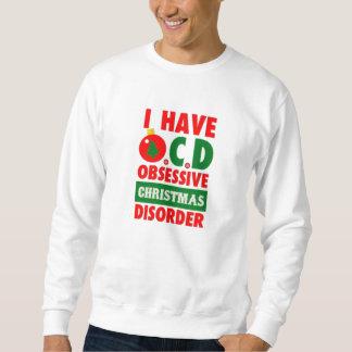 tengo desorden obsesivo del navidad del ocd sudaderas