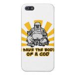 tengo el cuerpo de dios iPhone 5 fundas