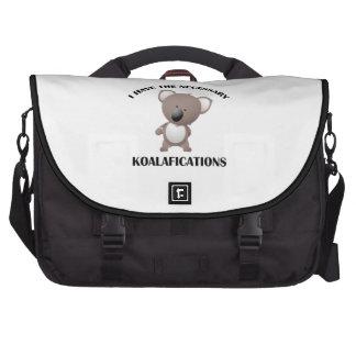 Tengo el Koalafications necesario Bolsas Para Portatil