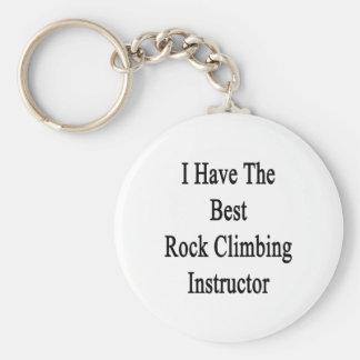 Tengo el mejor instructor de la escalada llaveros