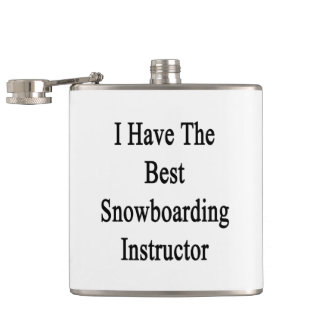 Tengo el mejor instructor de la snowboard petaca