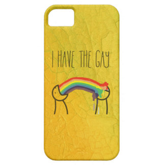 Tengo el meme gay iPhone 5 funda