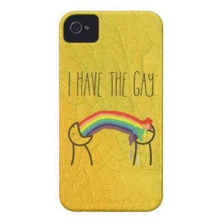 Tengo el meme gay iPhone 4 Case-Mate funda