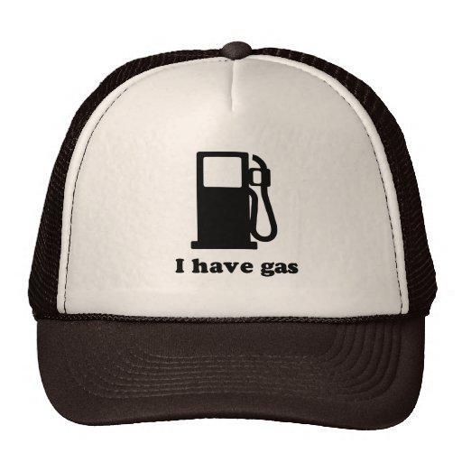 Tengo gas gorras