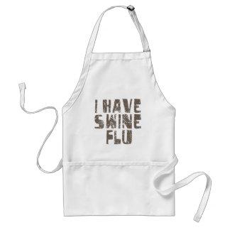 tengo gripe de los cerdos delantales