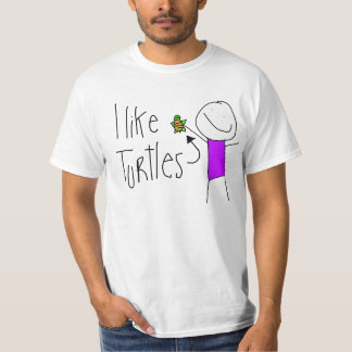 """Tengo gusto camiseta de las tortugas"""
