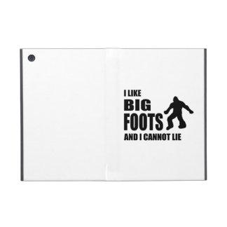 Tengo gusto de Bigfoots y no puedo mentir iPad Mini Protectores