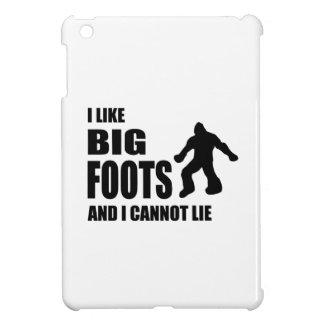 Tengo gusto de Bigfoots y no puedo mentir iPad Mini Cobertura