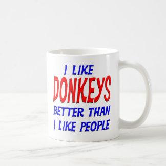 Tengo gusto de burros mejores que tengo gusto de taza