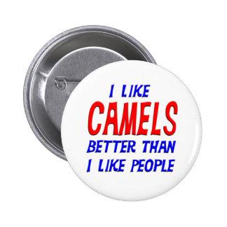 Tengo gusto de camellos mejores que tengo gusto de pins