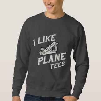 Tengo gusto de camisetas planas