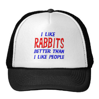 Tengo gusto de conejos mejores que tengo gusto del
