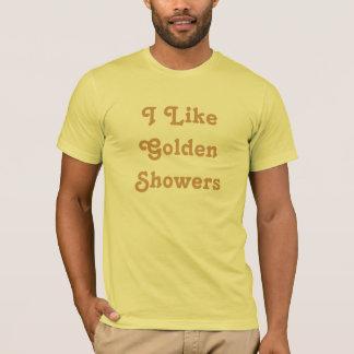 Tengo gusto de duchas de oro playera