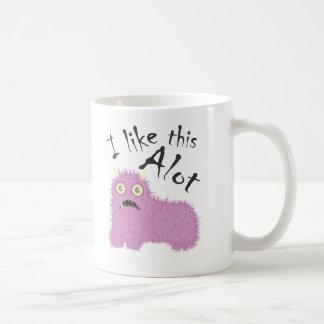 Tengo gusto de esto mucho taza de café