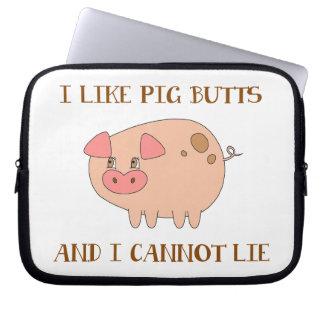 Tengo gusto de extremos del cerdo manga portátil