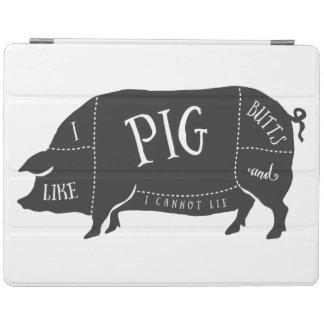 Tengo gusto de extremos del cerdo y no puedo cubierta de iPad