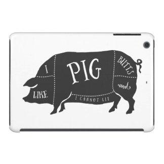Tengo gusto de extremos del cerdo y no puedo fundas de iPad mini