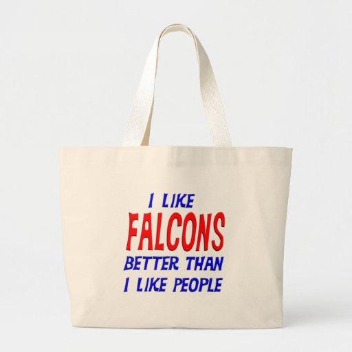Tengo gusto de Falcons mejores que tengo gusto de Bolsas