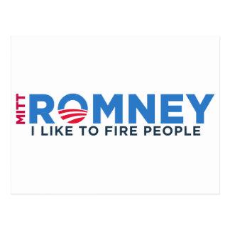 Tengo gusto de gente del fuego de T Postales