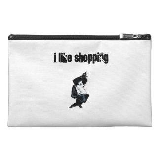 tengo gusto de hacer compras