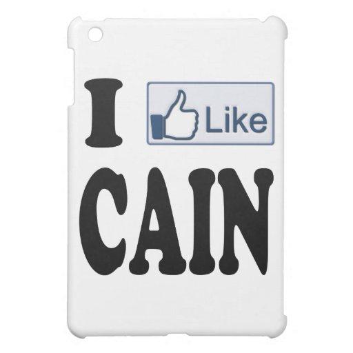 Tengo gusto de Herman Caín para el presidente 2012