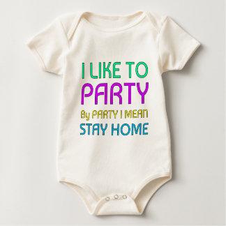 Tengo gusto de ir de fiesta enteritos