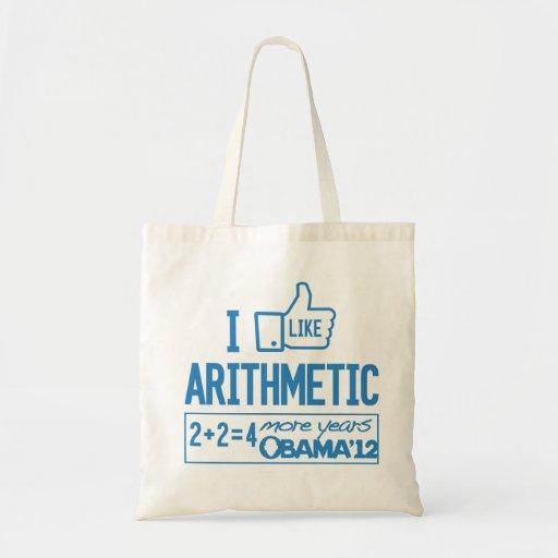 Tengo gusto de la aritmética - la bolsa de asas de