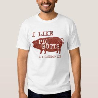 Tengo gusto de la camiseta de los extremos del playeras
