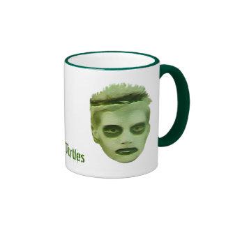 Tengo gusto de la taza del niño del zombi de las t