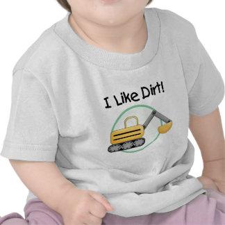 Tengo gusto de las camisetas y de los regalos de