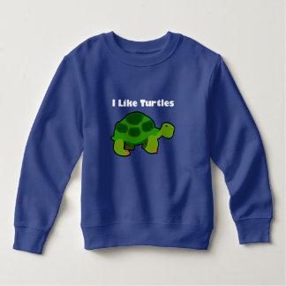 Tengo gusto de las tortugas -  de la camiseta del polera