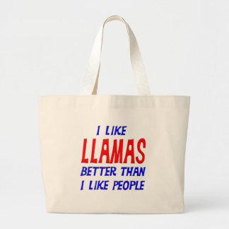 Tengo gusto de llamas mejores que tengo gusto de bolsas de mano