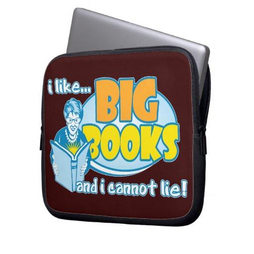 Tengo gusto de los libros grandes mangas portátiles