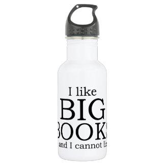Tengo gusto de los libros grandes y no puedo