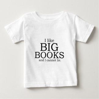 Tengo gusto de los libros grandes y no puedo poleras