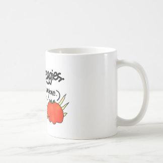 Tengo gusto de los Veggies Taza De Café