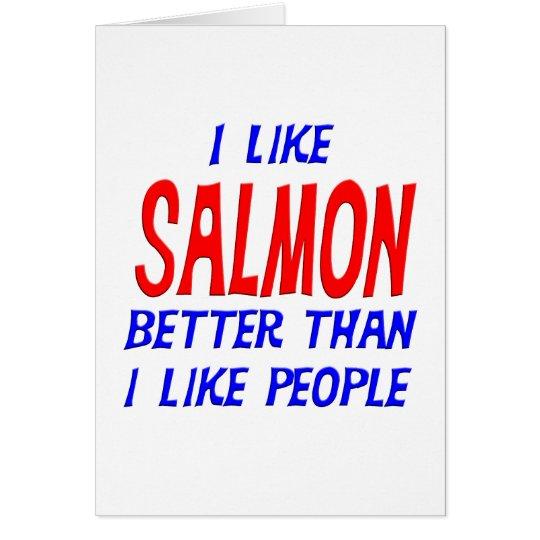 Tengo gusto de mejor de color salmón que tengo gus tarjeta de felicitación