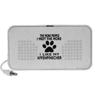 Tengo gusto de mi Affenpinscher. Mini Altavoces