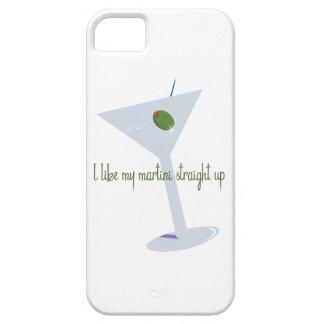 Tengo gusto de mi ascendente recto de Martini