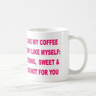 TENGO GUSTO DE MI CAFÉ CÓMO ME TENGO GUSTO TAZA DE CAFÉ