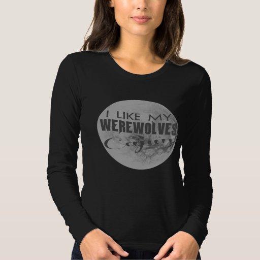 Tengo gusto de mi camiseta envuelta larga de Cajun Playeras