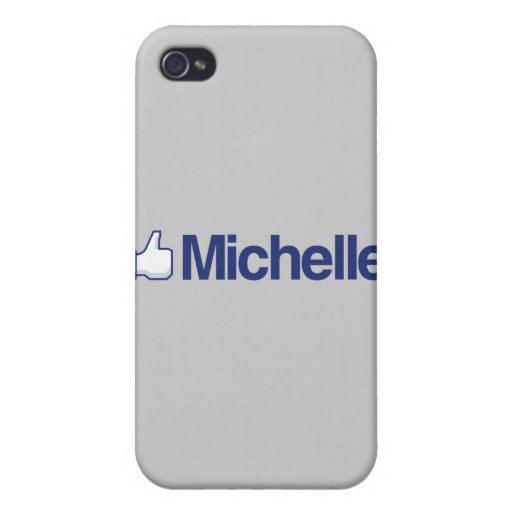 TENGO GUSTO DE MICHELLE - .PNG iPhone 4 PROTECTORES