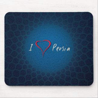 Tengo gusto de Persia, yo amo Persia Tapetes De Raton