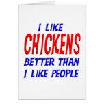 Tengo gusto de pollos mejores que tengo gusto de l tarjeton