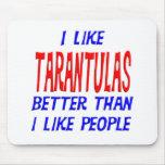 Tengo gusto de Tarantulas mejores que tengo gusto  Tapete De Ratones