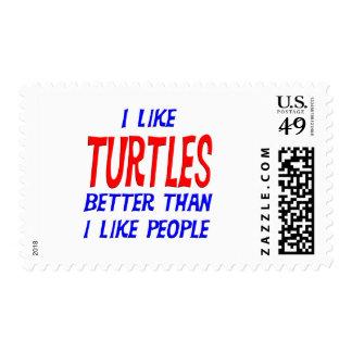Tengo gusto de tortugas mejores que tengo gusto sello