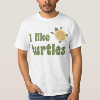 Tengo gusto de tortugas polera