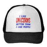 Tengo gusto de unicornios mejores que tengo gusto  gorras