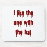 Tengo gusto del el gorra tapetes de ratones